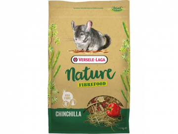 Nature Fiberfood Chinchilla 1kg
