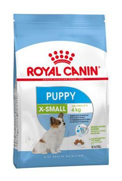 Royal Canin X-Small Puppy/Junior 1,5kg