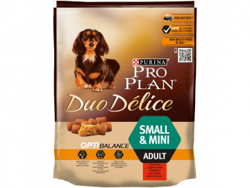 Purina Pro Plan Duo Delice Adult Small&Mini Beef 700g