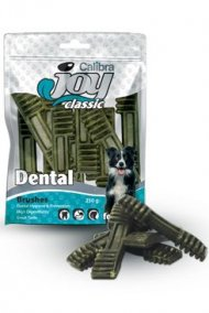 Calibra Joy Dog Classic Dental Brushes 250g NEW