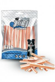 Calibra Joy Dog Classic Fish&Chicken Sandwich 250g NEW